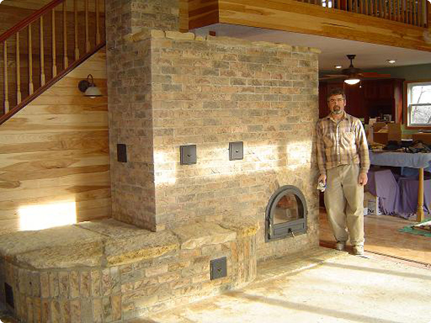 Now Available – Masonry Heaters: Designing, Building, and Living with a Piece of the Sun