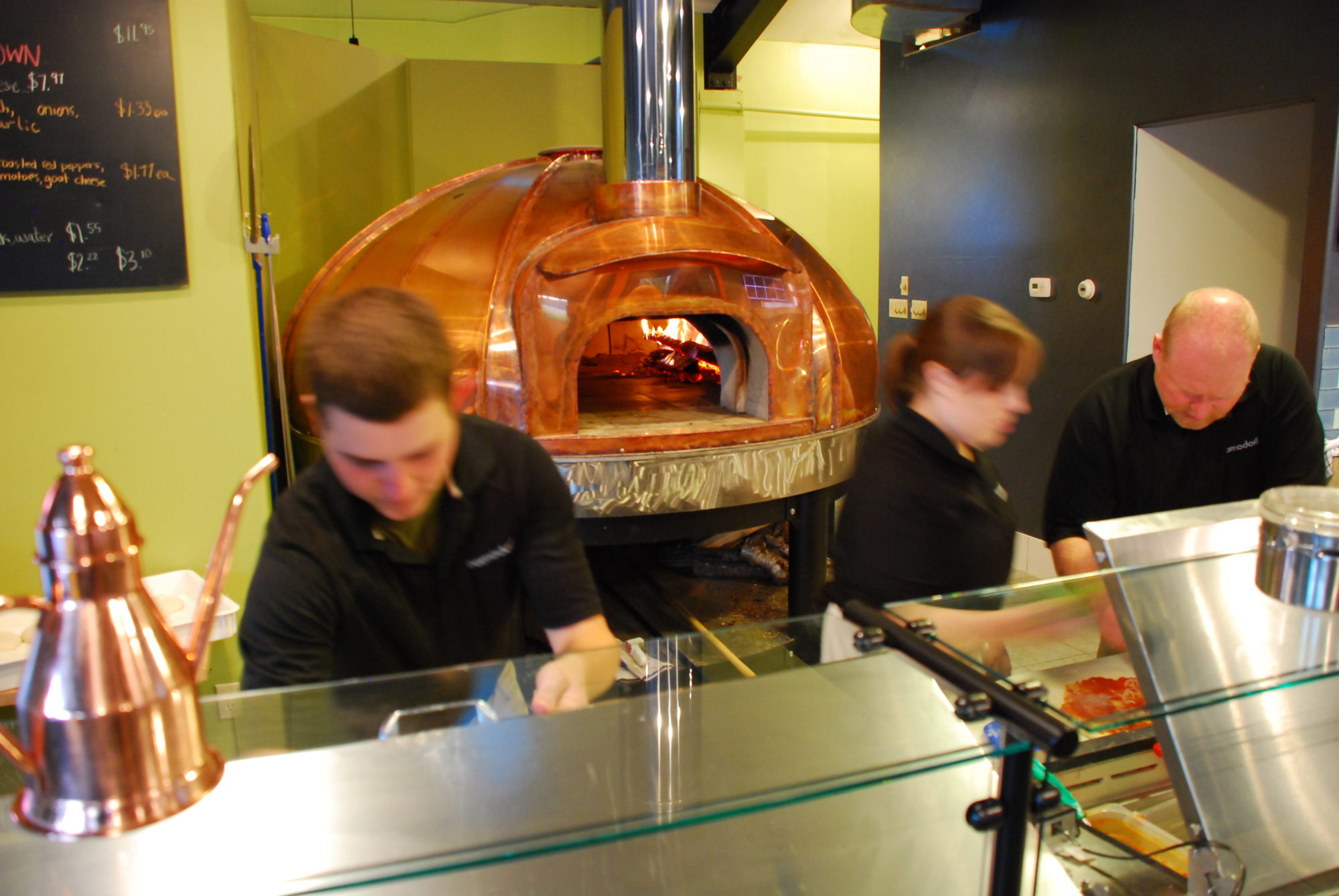 Starting a wood fired bakery or pizzeria?
