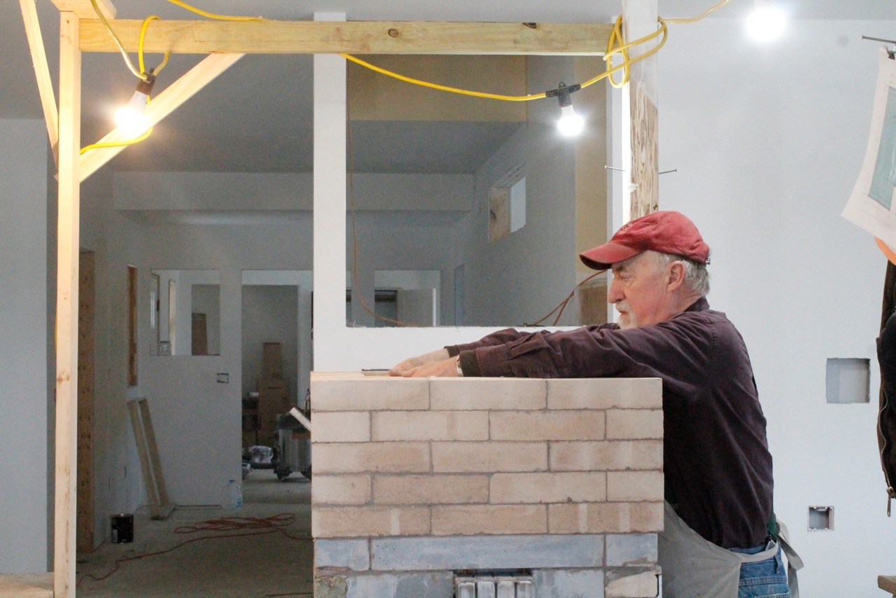 Building a Masonry Heater: Our Approach
