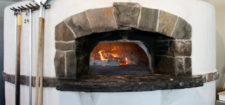 Pizza oven at Ken's Artisan Pizza – Portland, OR