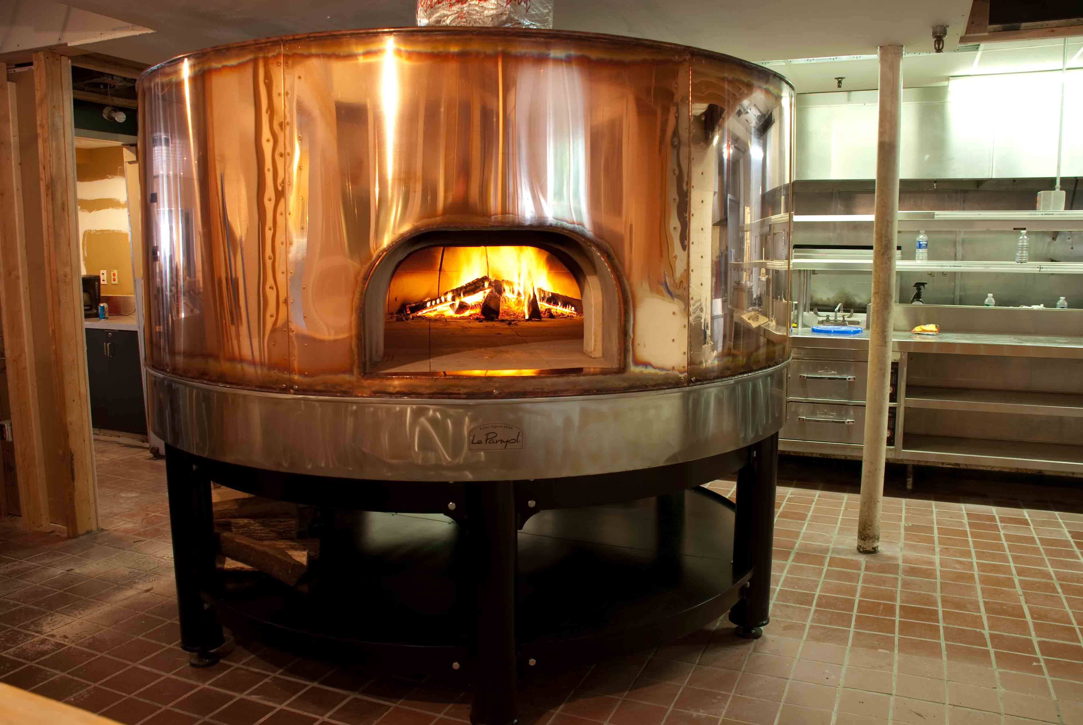 Commercial Cylinder Oven Maine Wood Heat Co Inc