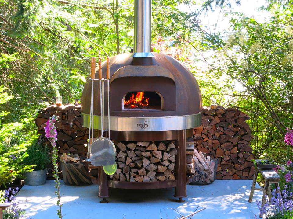 Dome Residential Oven Maine Wood Heat Co Inc
