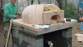 Wood Fired Oven Cores